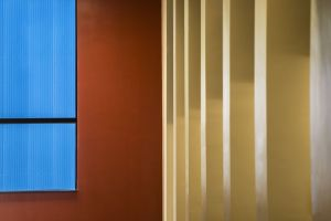 Low VOC, or even better, no VOC, paints are now readily available, and of comparable cost and quality to their former noxious counterparts and the best part is what you don't notice—the new paint smell! Messiah College - Learning Commons.
