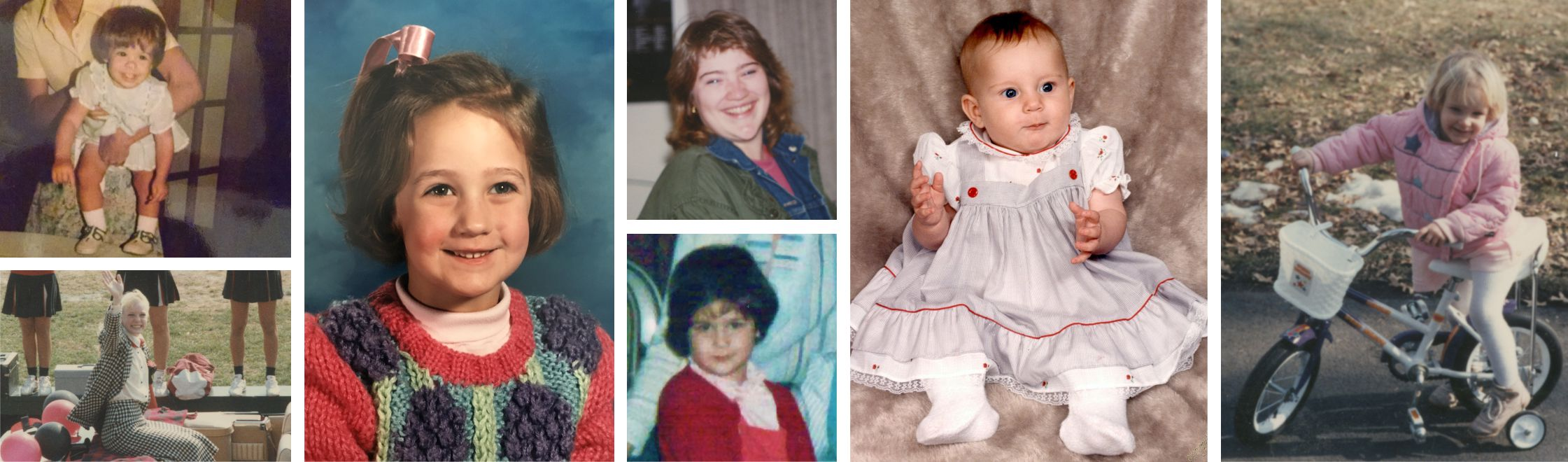baby photos of the rlps interiors team