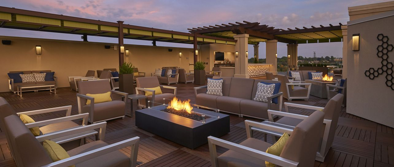 a higher level of detailing is a current design trend for outdoor spaces