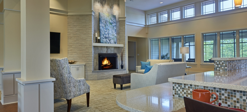 biophilic design at legacy place