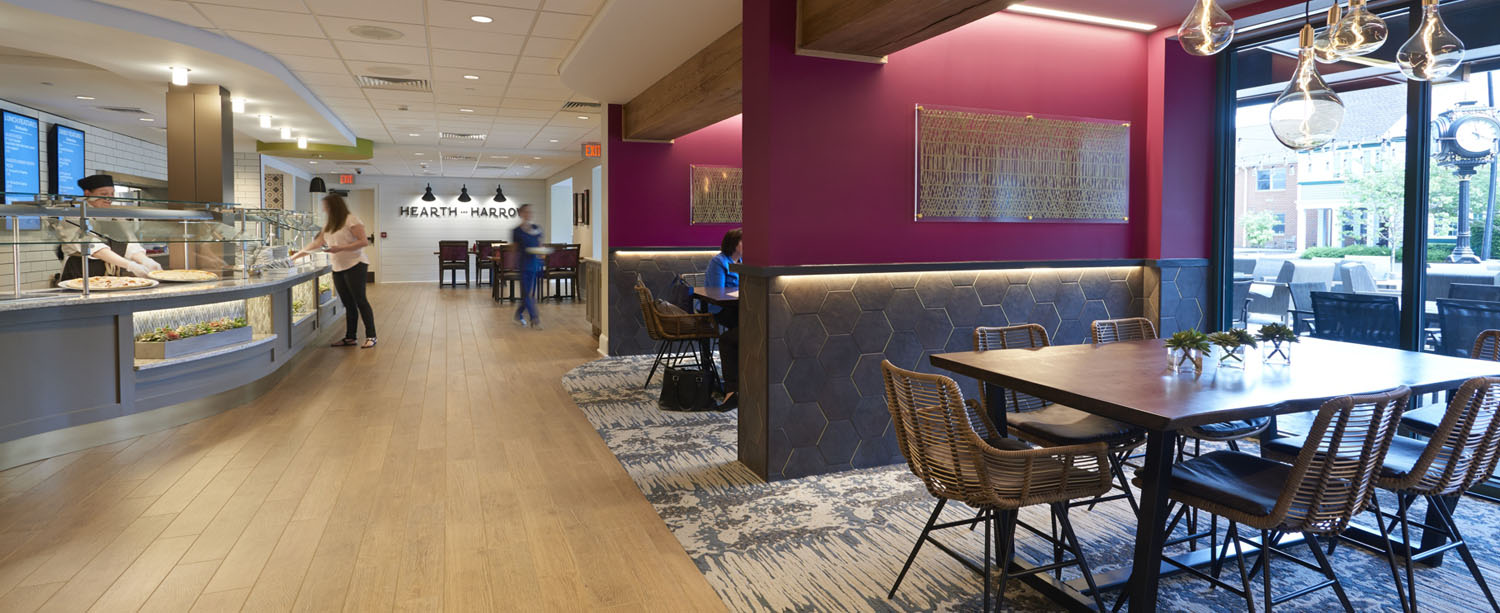 dining niches are a trend likely to continue based on current social distancing priorities