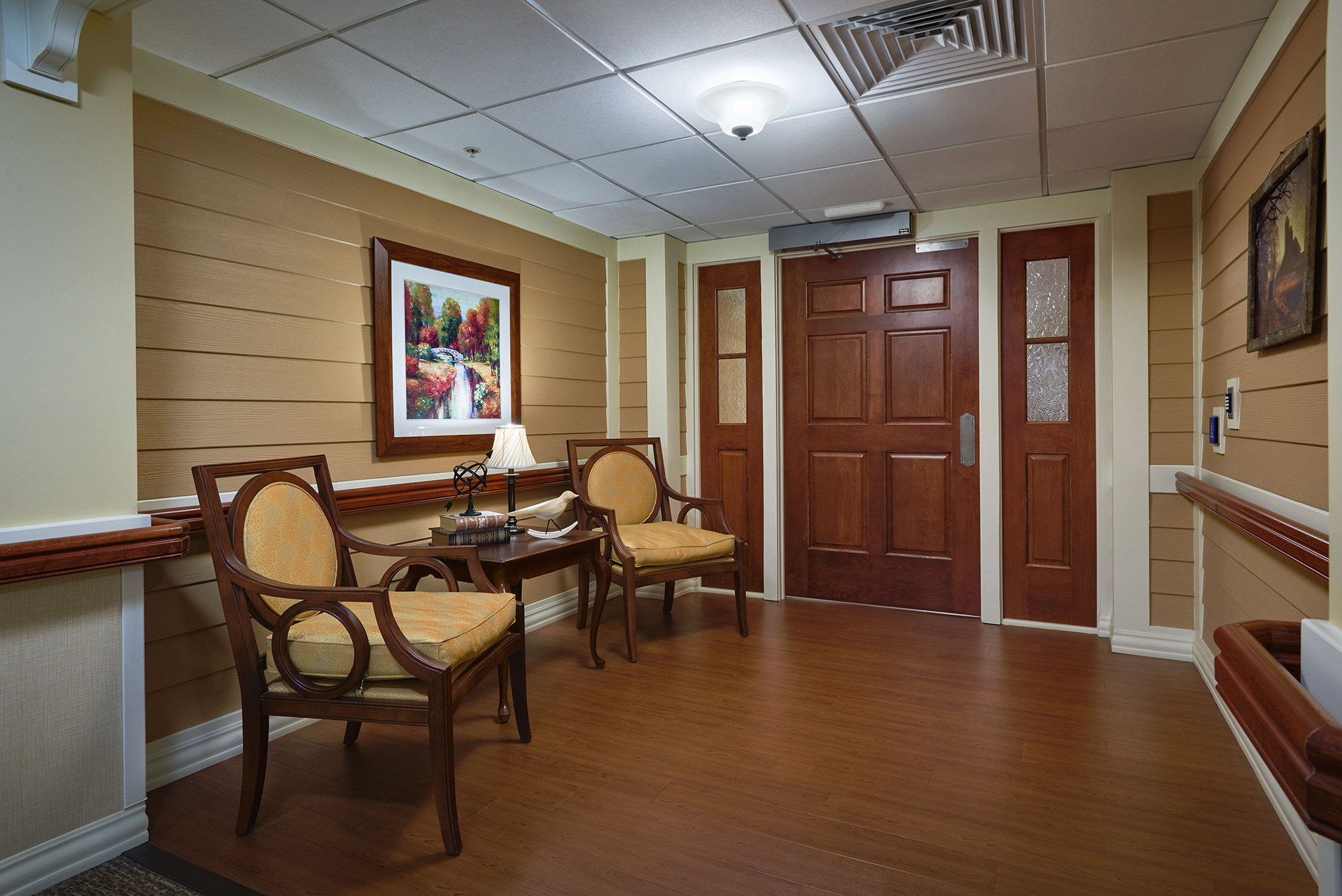 From hospital to hospitality interior design for senior - Senior living interior design firms ...