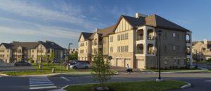 Masonic Village Sycamore Square Hybrid Homes 2.0 Garages