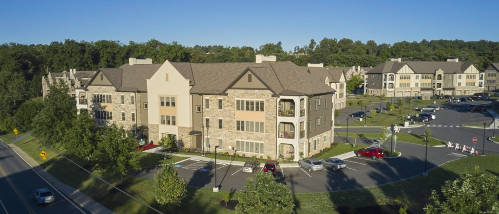 Masonic Village Sycamore Square Hybrid Homes 2.0